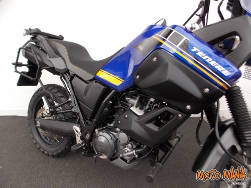 tenere 660 2015 azul