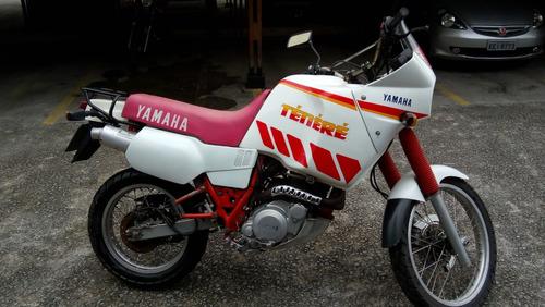 tenere xte 600 1990 dois faróis