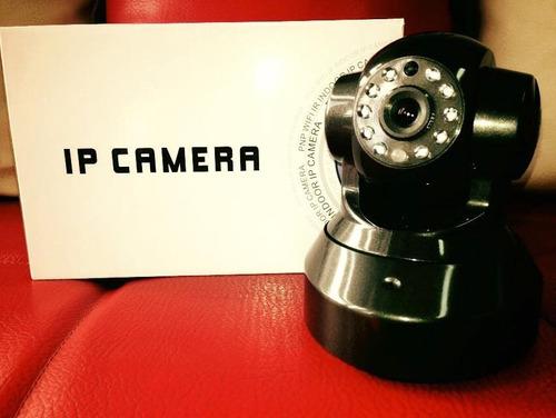 tenga el control de su negocio y hogar. cámara ip hd con ran