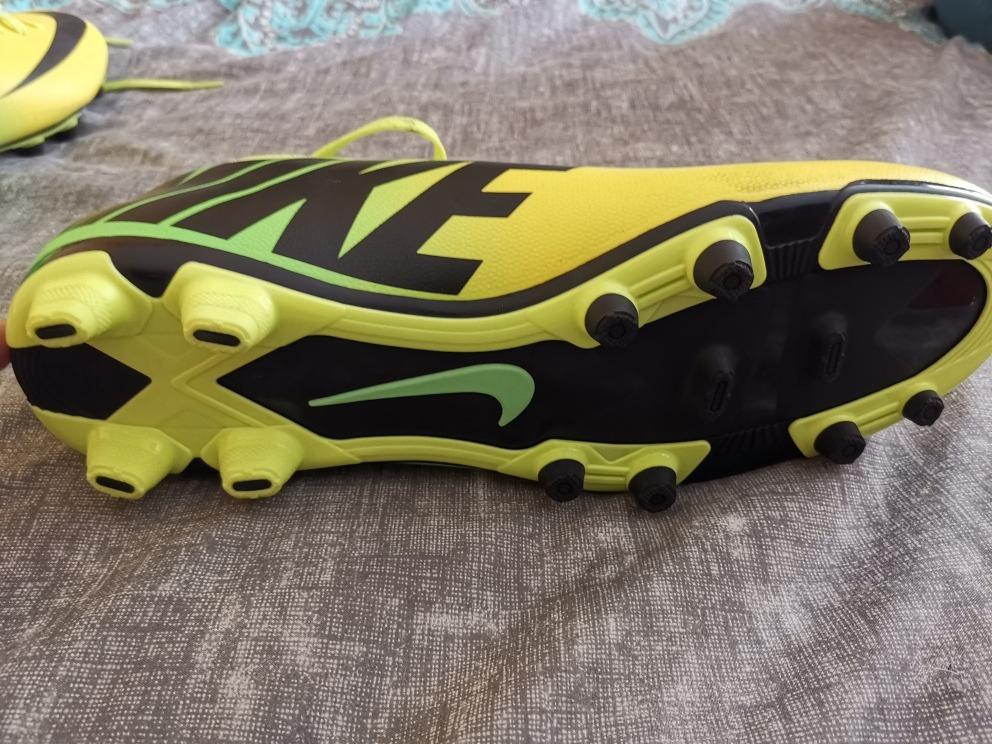 teni nike deportivo taquete  29 mercurial verde-amarelo. Cargando zoom. 93dbf681cdea5