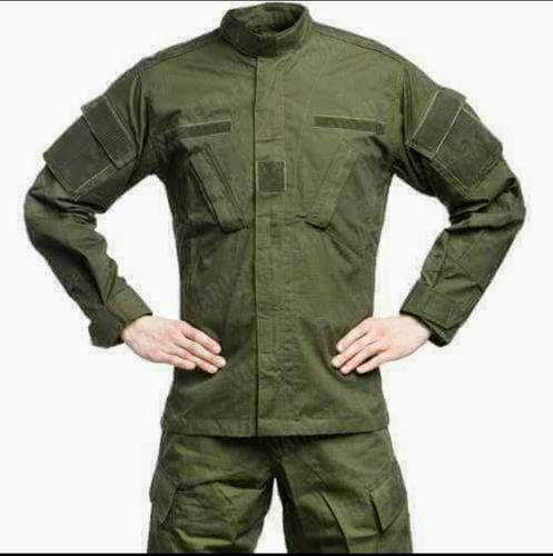 tenida cargo verde camisa + pantalón - camuflajeurbano.cl