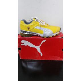 773c8f05816 Tenis Ferrari Xt - Tênis para Masculino Amarelo no Mercado Livre Brasil