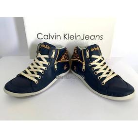 12ecde4ec24 Tenis Calvin Klein Feminino - Tênis no Mercado Livre Brasil