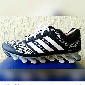 9d3d0ff3955 Tenis Adidas Springblade Infantil Tamanho 33 - Calçados