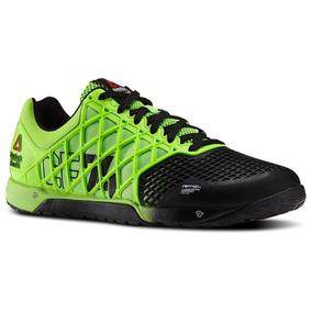 bbe970f3e6b Tb Reebok Men s R Crossfit Nano 4.0 Solar Training Shoe