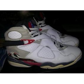 4035052aac6 Tênis Nike Air Jordan 8 - Retrô - Tamanho 44