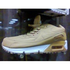 d7b5316ecdb Tenis Nike Air Max 90 Marrom E Branco Nº38 Ao 43 Original