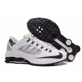 6aff4f3a2bd Tenis Nike Quatro Mola Dourado - Para Tênis Branco no Mercado Livre ...