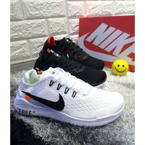 aeb9b6dabe0 Tenis Nike Free Blancos - Tenis en Mercado Libre Colombia