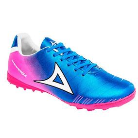 76cbdcae05819 Zapatos De Futbol Soccer Para Mujer Pirma - Tenis en Mercado Libre ...