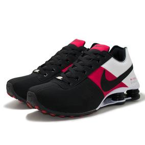 7efff003377 Tenis Nike Shox 4 Molas Masculino Lançamento 2016 - Calçados
