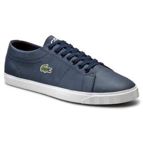 cc6893cb791eb Azul Marinho) Tenis Lacoste Original Tourelle (branco - Tênis no ...