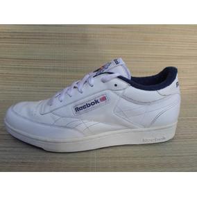 874a7c4a617cb Tenis Reebock Classic Original Imp Couro Legitimo Br 40