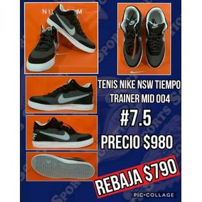 35ae8b0d90095 Tenis Nike Tiempo Negros - Deportes y Fitness en Mercado Libre México