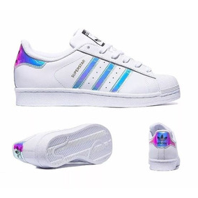 fc0a68db4 Tenis Adidas Superstar Holografico Feminino - Tênis para Masculino ...