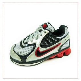 855e02f766b Tenis Nike Shox Infantil Numero 23 - Esportes e Fitness no Mercado Livre  Brasil