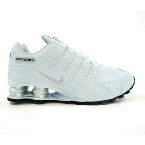 1be5e47d6db Tenis Nike Shox Nz 4 Molas - Pronta Entrega. São Paulo · Tênis Lançamento  Masculino Original + Frete Gratis