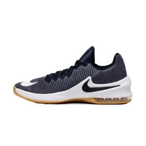 26f46dfa61795 Tênis Nike Air Max Infuriate 2 Low Tam.47 Basquete Original!
