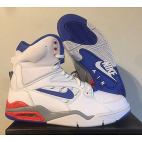 check out 08f90 ee508 Nike Air Force Command Blanco Escarlata
