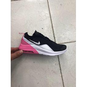 on sale a3c5d b0719 Rosa Tenis Nike Dama Color Negro - Tenis Running Nike Negro en ...