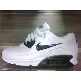 adadf2cc88f Tenis Nike Air Max 90 Branco E Preto Nº38 Ao 43 Original