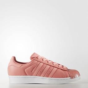 8daeb1188 Tenis Adidas Feminino Superstar Rosa - Para Tênis no Mercado Livre ...