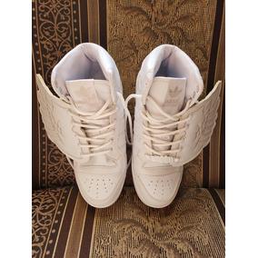 a60ff195d4f Adidas Jeremy Scott Wings 2.0 Blancos - Tenis de Hombre en Mercado ...