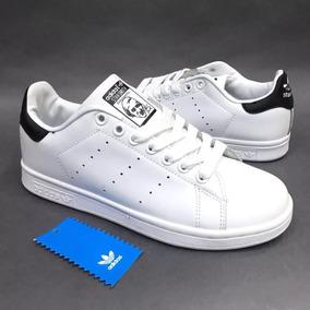 c9dd6983974 Zapatillas Adidas Stan Smith Negras en Mercado Libre Colombia