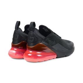 b86f249a518 Tenis Nike Transparente Lancamento Air Max Masculino - Tênis Casuais para  Masculino Laranja no Mercado Livre Brasil