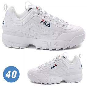 00857c9c209 Tenis Sneaker Fila Disruptor Unissex Lançamento 2019 Nº 40