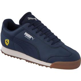 02bb90f5efd Tenis Puma Ferrari Azul Marino - Tenis en Mercado Libre México