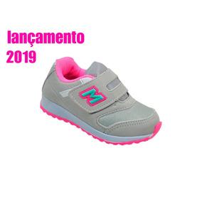 a35e82090df Tenis Infantil Meninas Minipe 20 Ao 27 Refmp7161