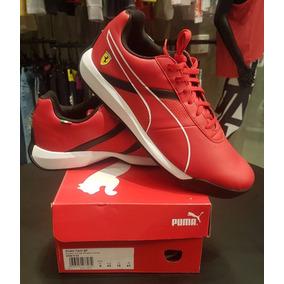 01818a0426a Tenis Puma Podio Tech Scuderia Ferrari Importado Original