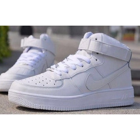 1506ab00d08 Tenis Nike Cano Alto Basquete Masculino Air Force - Tênis no Mercado ...