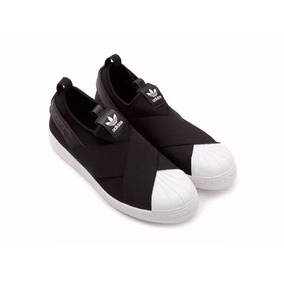 c97e856631b Tenis Adidas Slip On Superstar Star 25 - Adidas no Mercado Livre Brasil