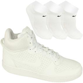 e96c05b6d9c Tenis Nike Baixinho Branco 39 Skate Feminino - Tênis no Mercado ...