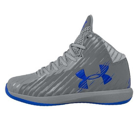 292fcb39bf7 Tenis Under Armour Micro G Supersonic Basketball Dif Colores - Tenis ...