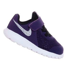 fc8002c3df8 Tênis Nike Infantil Flex Experience 5 Roxo Menina 844993503