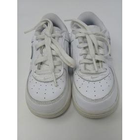 f3b42debc29 Tenis Nike Para Niños O Niñas Blancos Usado en Mercado Libre México