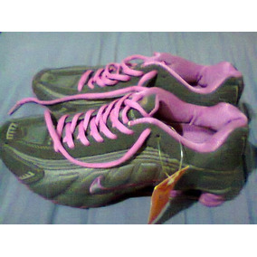 f1dd3eb9c3d Tenis Nike Shox Junior Feminino Apenas R 350