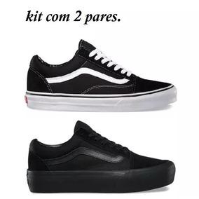 d5ec17e2c235e Tenis Vans Old Skool Feminino - Vans Casuais no Mercado Livre Brasil