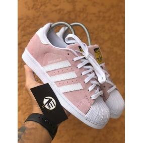 ab02c3adfcfd2 Adidas Superstar Marrom - Tênis no Mercado Livre Brasil