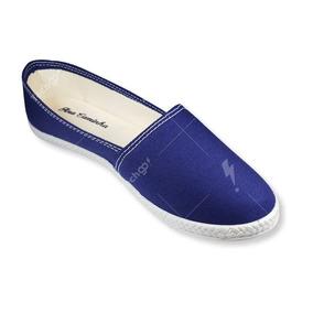 44308d1624f Sapatilhas Alpargatas Adidas Brilhante - Tênis para Feminino Azul no ...