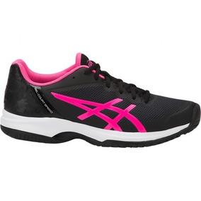 7df74960fa514 Tênis Asics Gel-court Speed Black  Hot Pink  White Liquida!