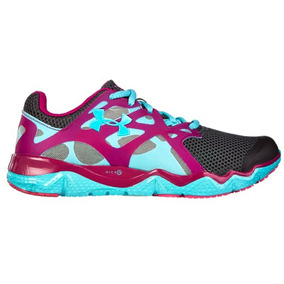 1eab519af82 Tenis Atleticos Micro Monza Mujer Under Armour Full Ua072