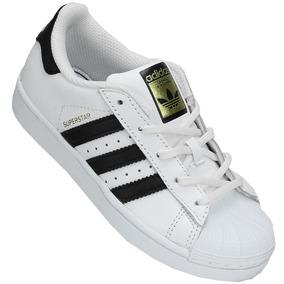33e82ebb5f1 Tenis Adidas Superstar Infantil Outros Modelos - Adidas no Mercado ...