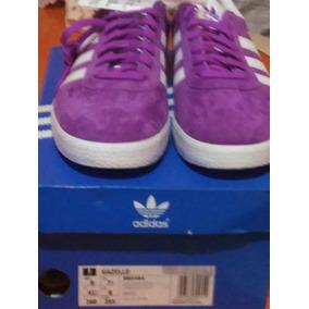 219be016 Tenis Adidas Gazelle Edicion Especial - Tenis Adidas Violeta oscuro ...