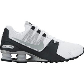 186edbadfa Tenis Nike Shox Avenue Masculino Lancamento + Nota Fiscal