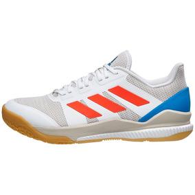 f574aafb4ad Courash Tenis Para Squash adidas Stabil Bounce Blanco