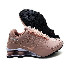 d654802b8a5 Tenis Nike 4 Molas Infantil - Tênis Rosa no Mercado Livre Brasil